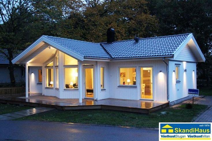 SkandiHaus Haustyp 114 Haus, Günstiges haus, Schwedenhaus