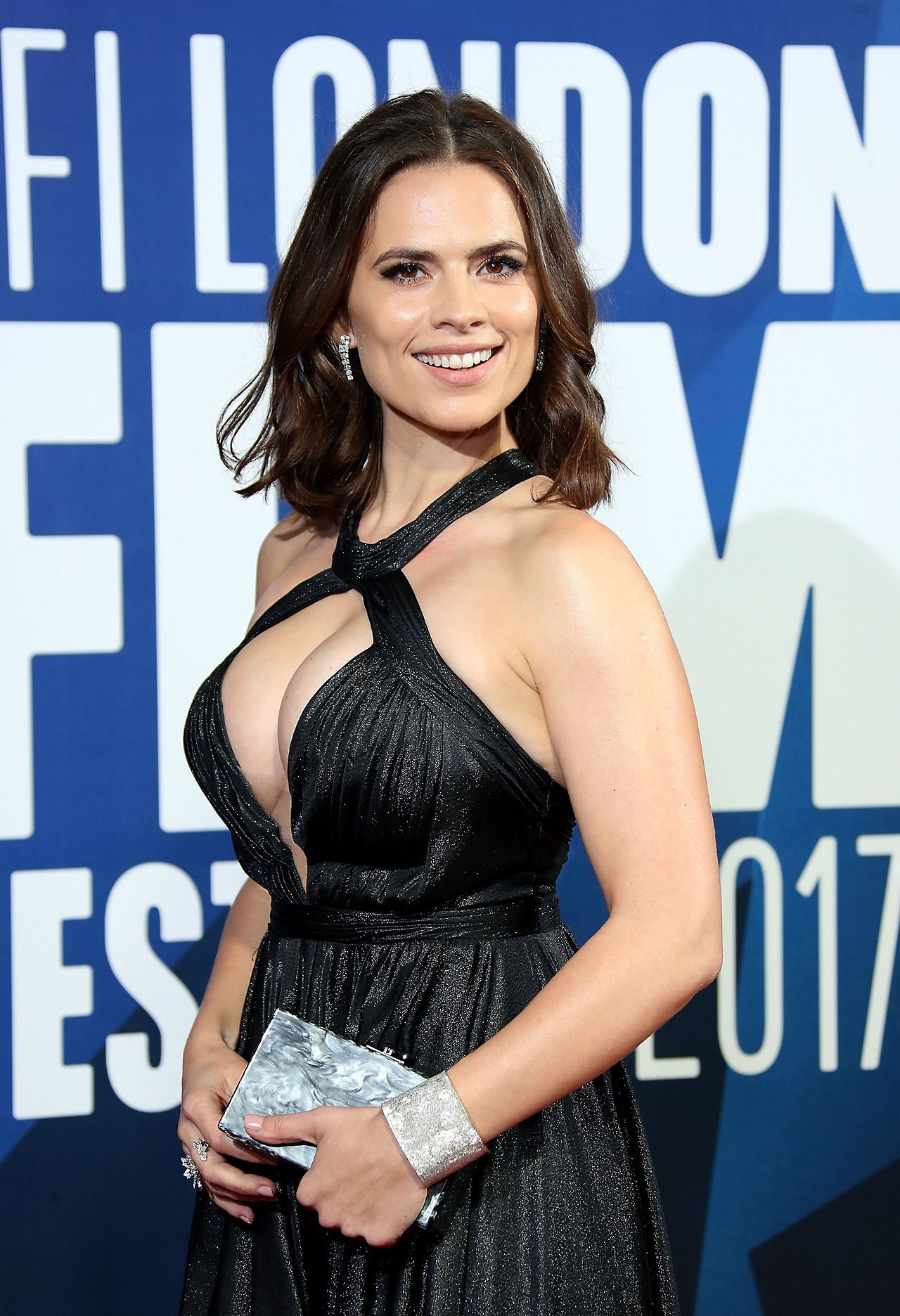 cleavage TheFappening Hayley Atwell naked photo 2017