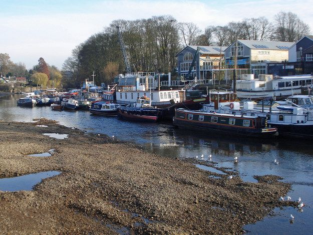 Eel Pie Island, Twickenham. | 23 Magical Pictures Of Places You Won't Believe Are In London