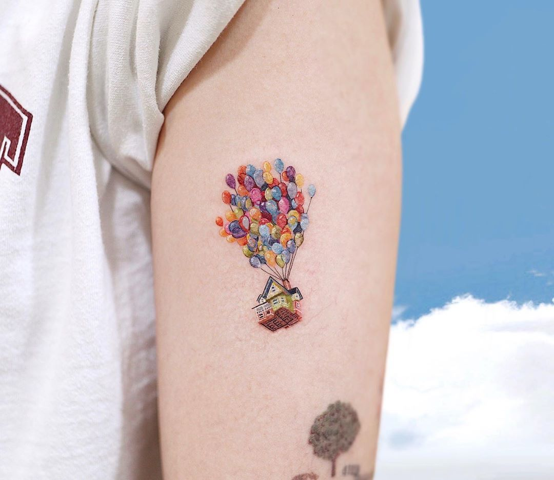 Photo of 13 Disney Tattoos for the Ultimate Stan