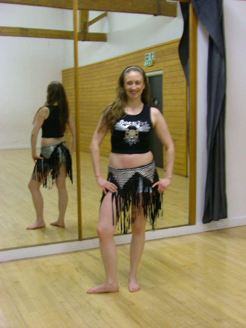 Heavy Metal Bellydancing http://rockitdance.co.uk/