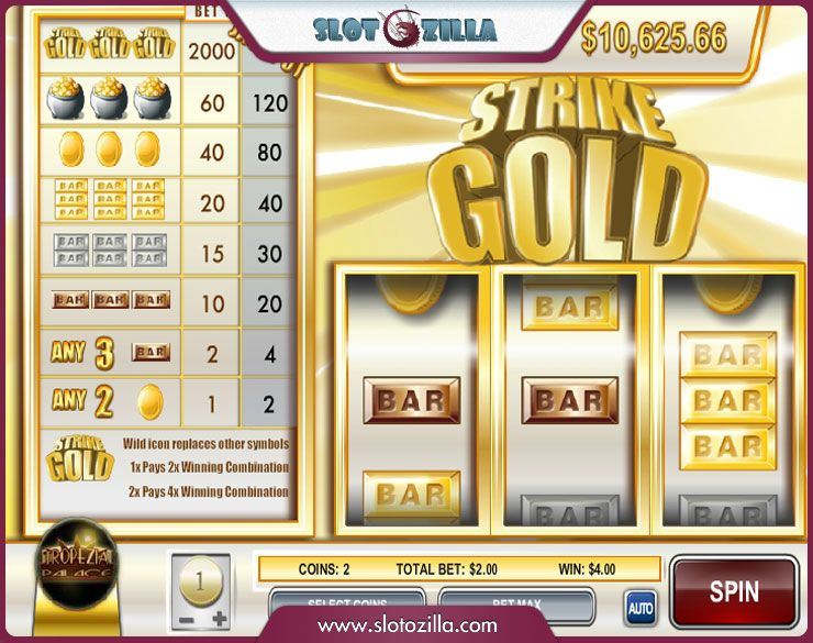 Billionaire casino best slot machine