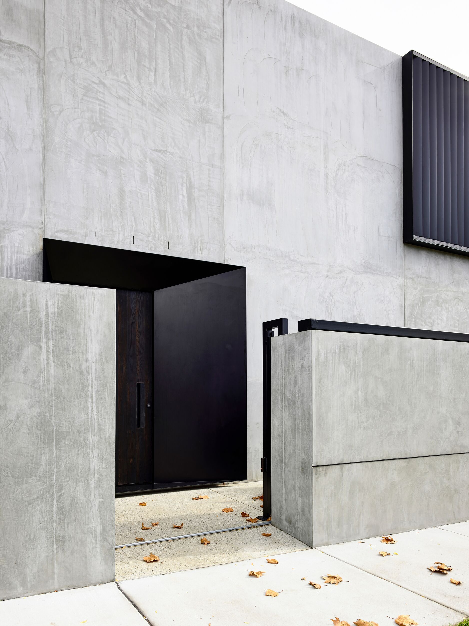 Light Vault House by Chamberlain Architects - The Brighton