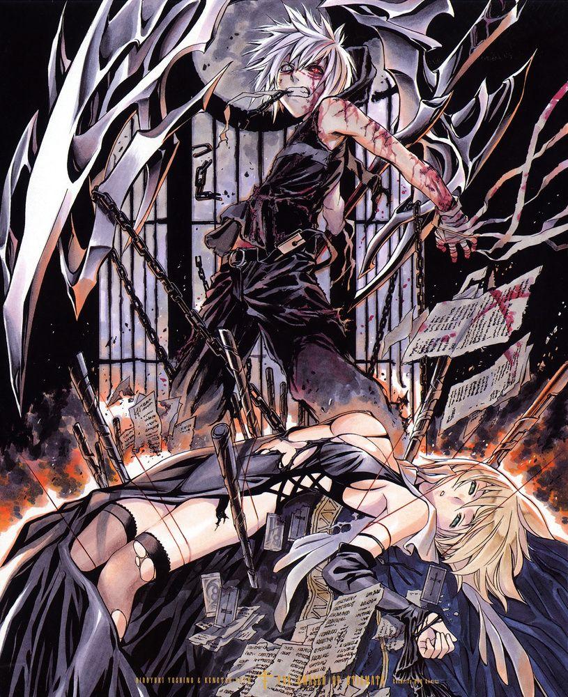 Seikon No Qwaser Stigmata The Qwaser Of Stigmata Anime Art Manga Anime