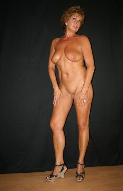 mature nude ageless