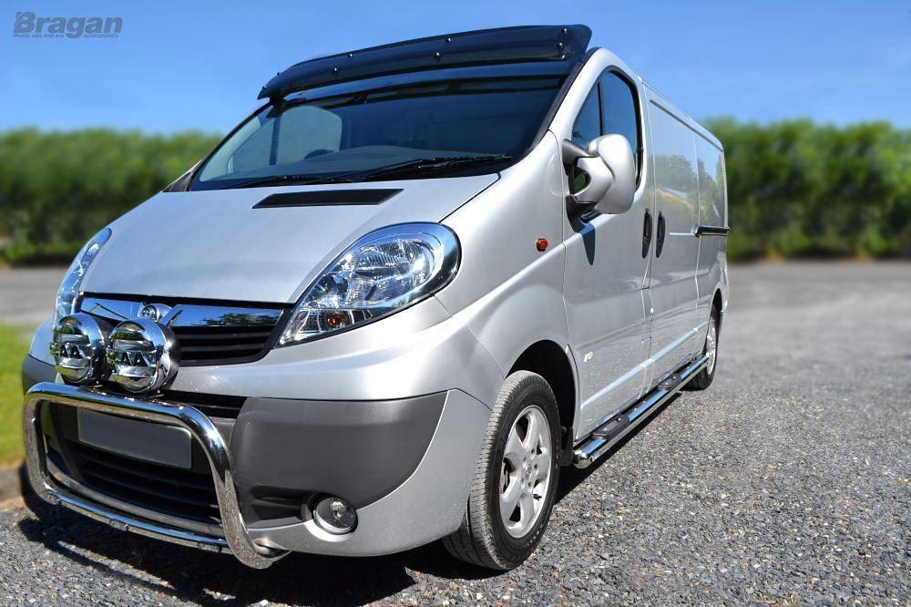 02 14 Renault Trafic Nissan Primastar Vauxhall Vivaro Acrylic Sun Visor Sunvisor Ebay Renault Trafic Renault