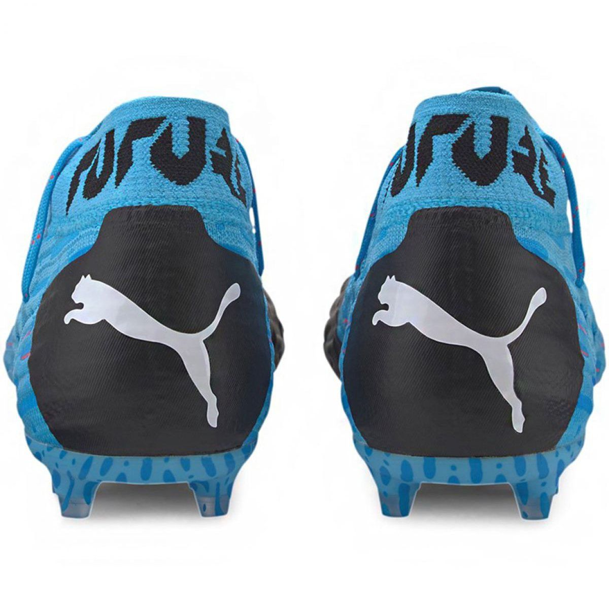 Buty Pilkarskie Puma Future 5 1 Netfit Fg Ag M 105755 01 Niebieskie Niebieskie Mens Football Boots Football Boots Football Shoes