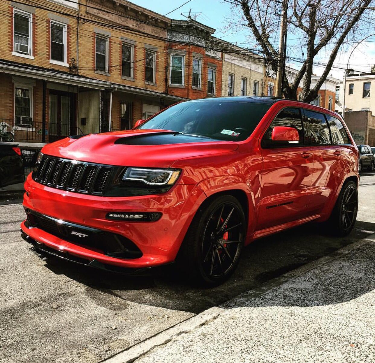 Jeep Grand Cherokee Can T Get Better Looking Than This Www Premierchryslerjeepofplacentia Net Jeep Cherokee Srt8 Jeep Srt8 Jeep Cherokee