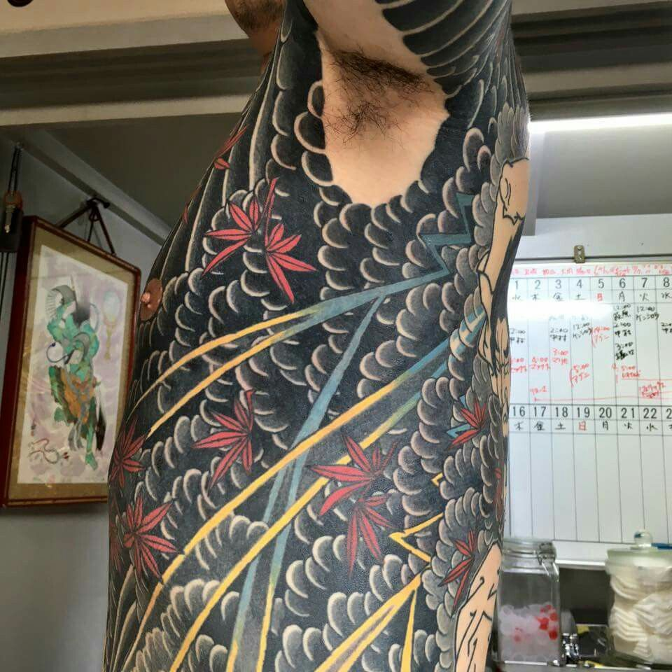 Pin by cédric stegre on japanese tattoo pinterest