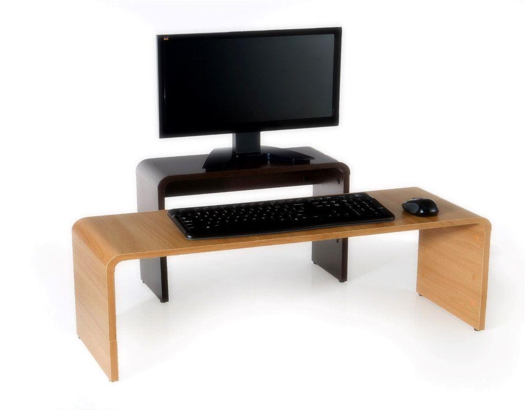 Adjustable Keyboard Riser For The Home Pinterest Desk Desk