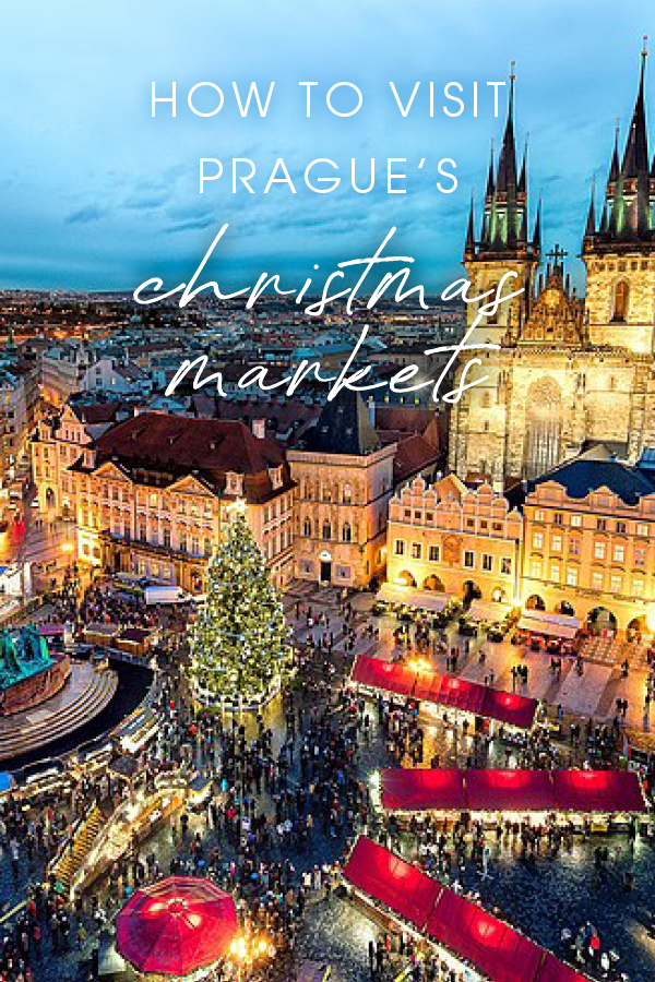 Prague Is Home To Some Of Europe S Best Christmas Markets Here S How To Make The Most Of Them T In 2020 Prague Christmas Christmas In Europe Prague Christmas Market