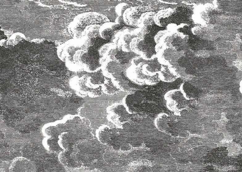 Cole & Son Fornasetti Nuvolette wallpaper