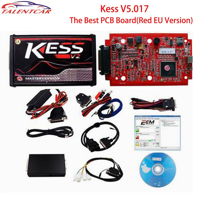 ECU Programming Tool kess v2 V5 017 OBD2 ECU Chip Tuning