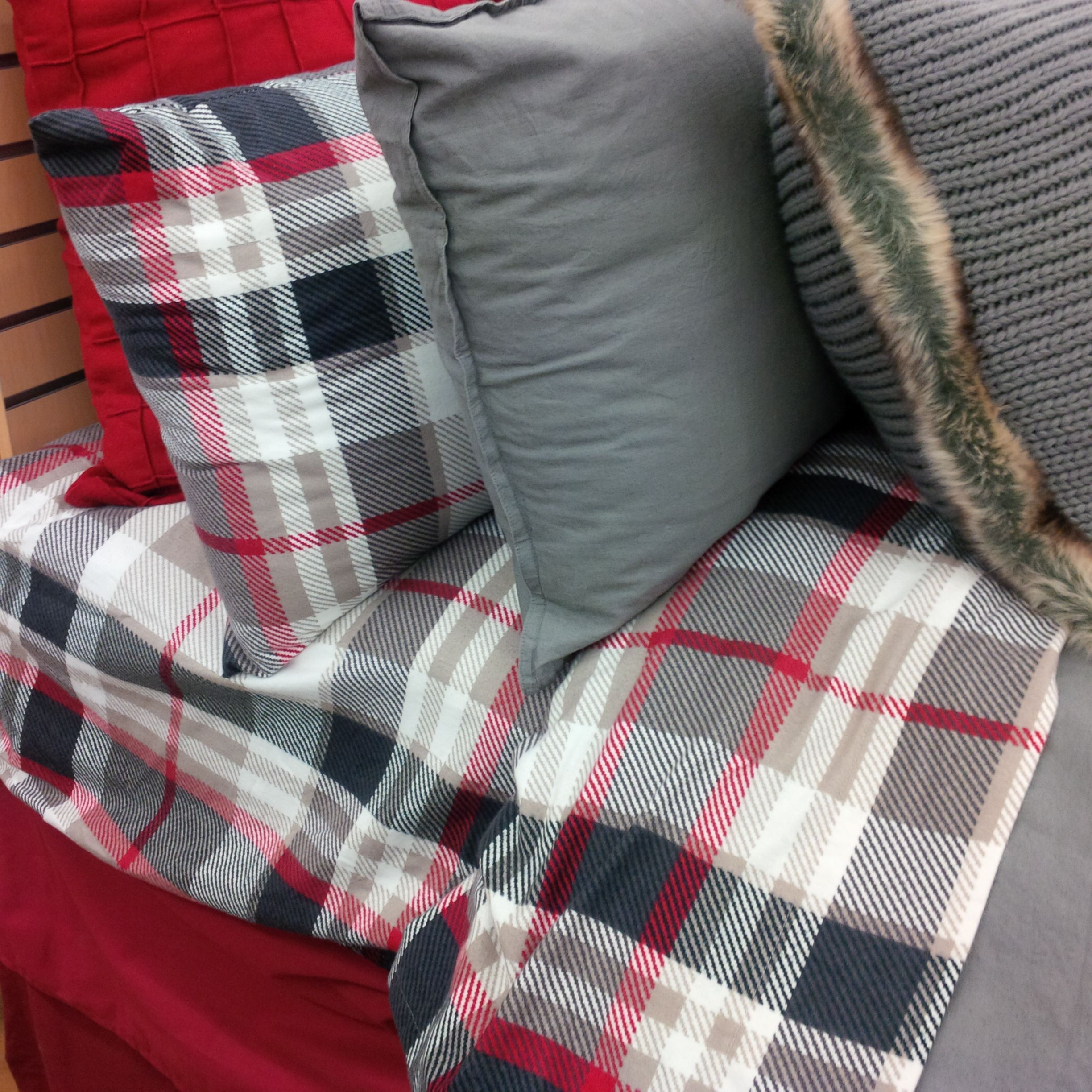 Bed, Bath & Beyond bedding as an alternate for our middle son's