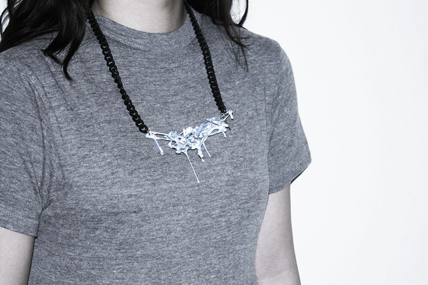 necklace- Wear Art On Your Body! by Conceptsmithing
