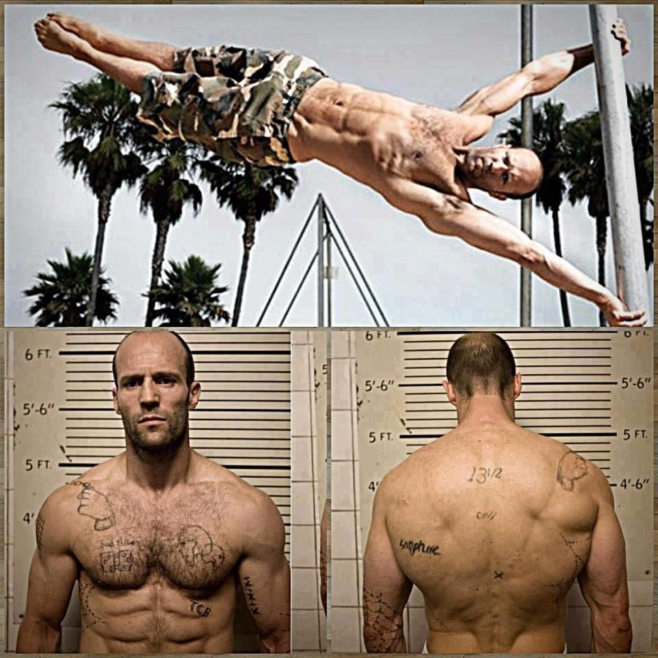 pics 9 top muscle-building tips from Jason Statham
