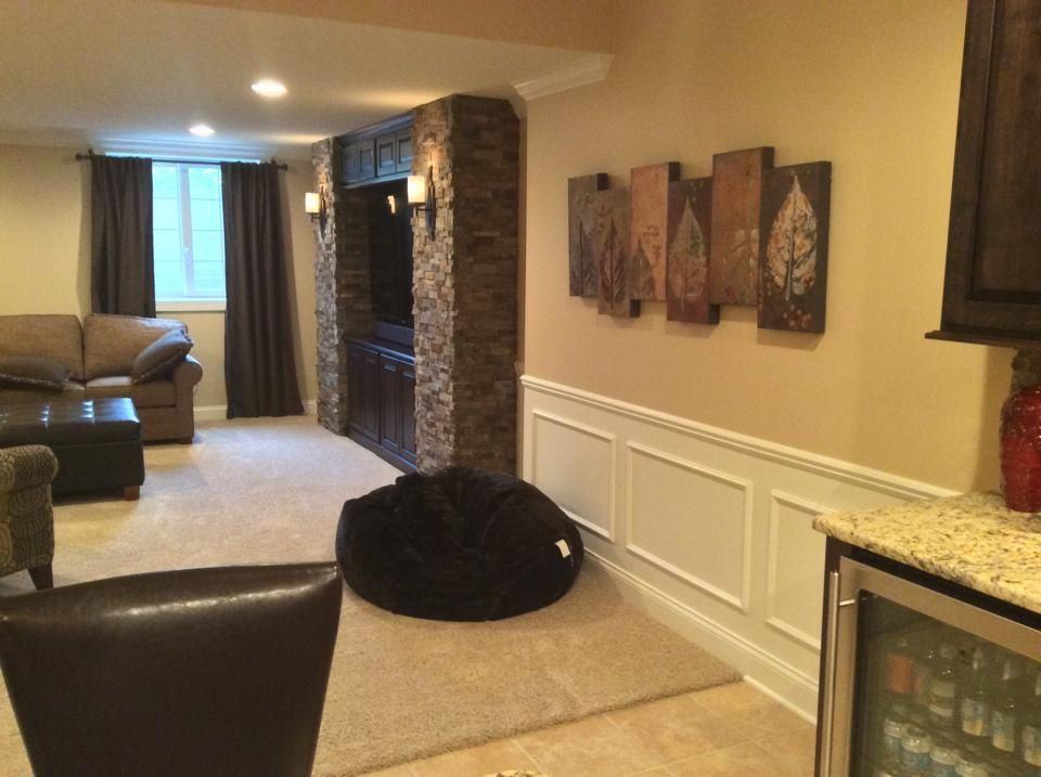 Majestic Home Solutions LLC And The Carpet Guys Have Collaborated To Finish  Up This Novi Michigan. Finished BasementsMichiganCarpets
