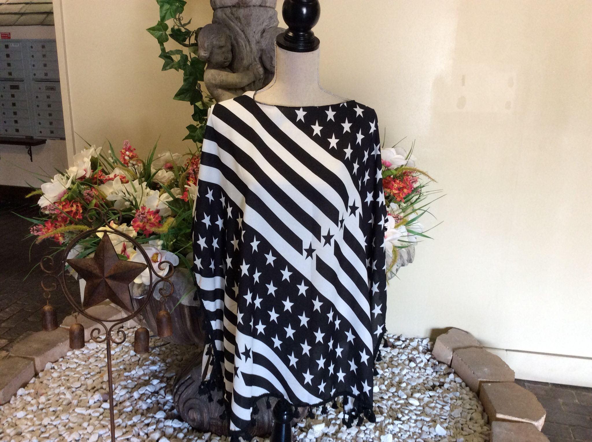 We are excited about celebrating the 4th of July , with new fashions $25.00