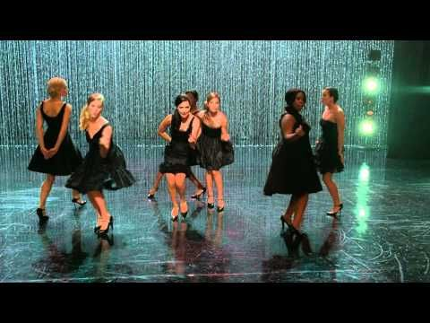 One of glee's best songs!  Mash up of Rumor has it and Someone like you.