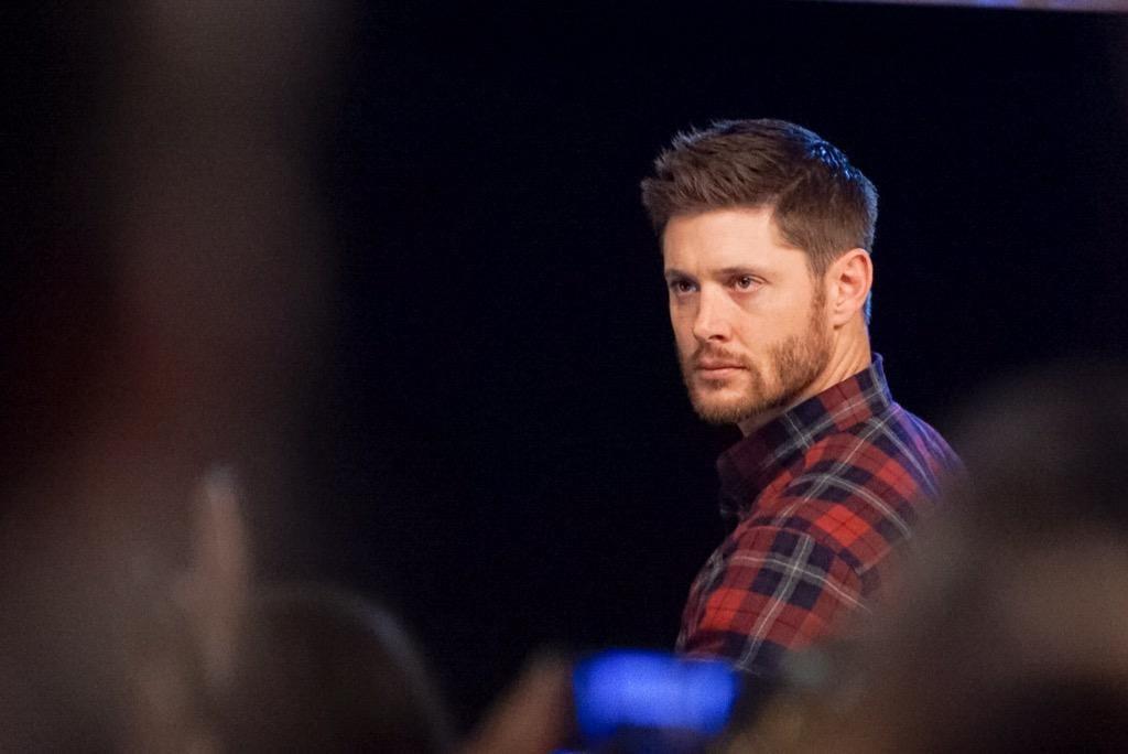 Jensen Ackles at JIBCon 2015