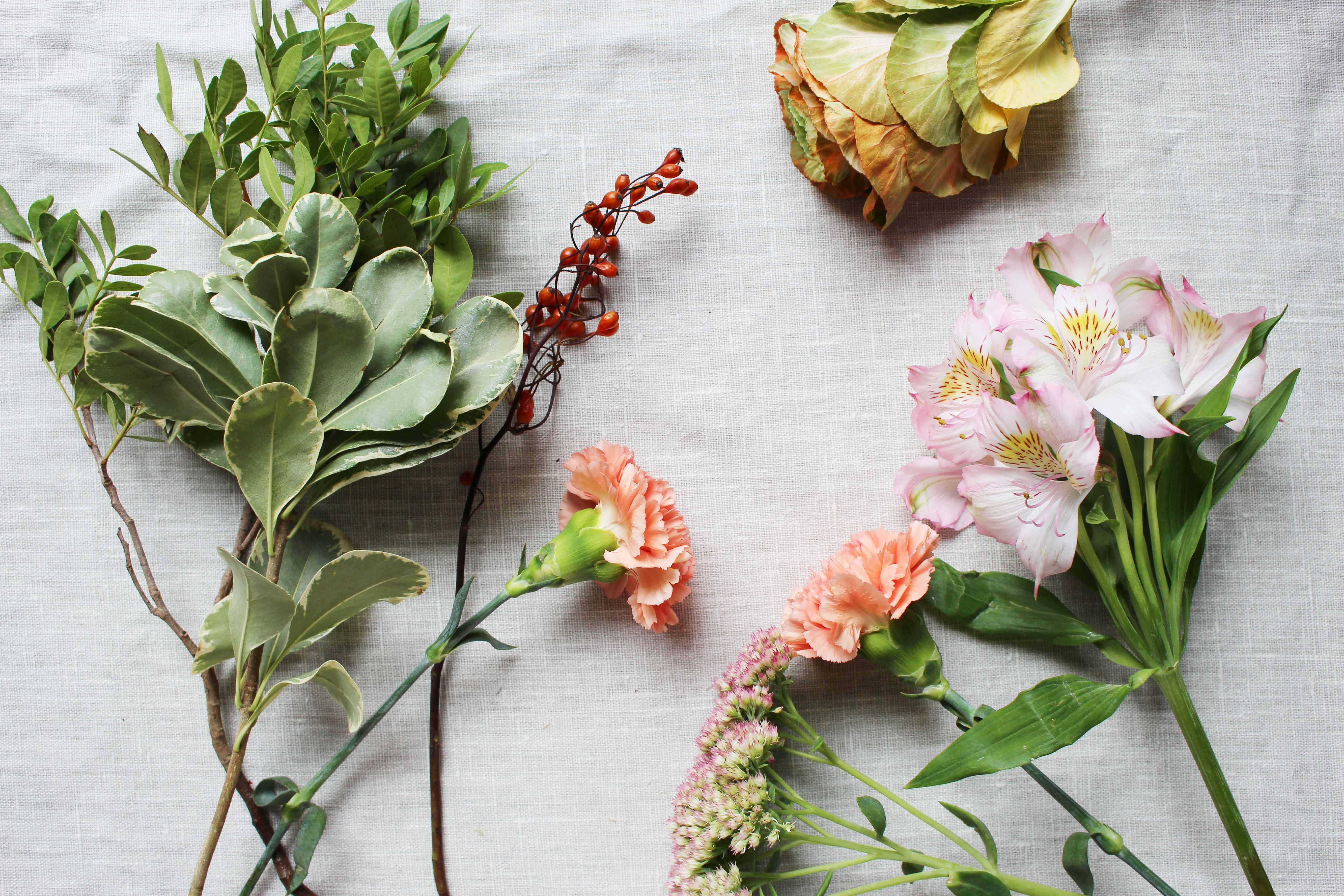 Pressing flowers weure bringing this practice back into style you