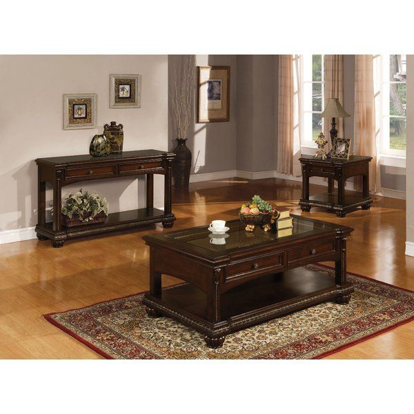 Best Wentz Console Table Living Room Table Sets Furniture 640 x 480
