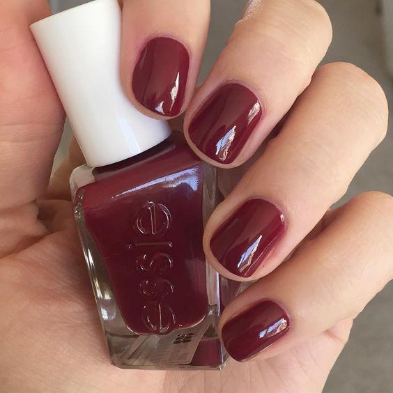 Essie Gel Couture in Gala-vanting   Nails & Toes   Pinterest ...
