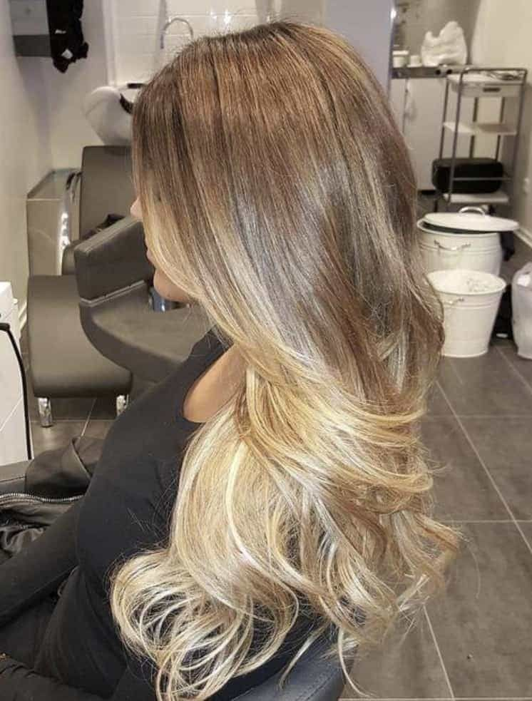 how to even out blonde hair color