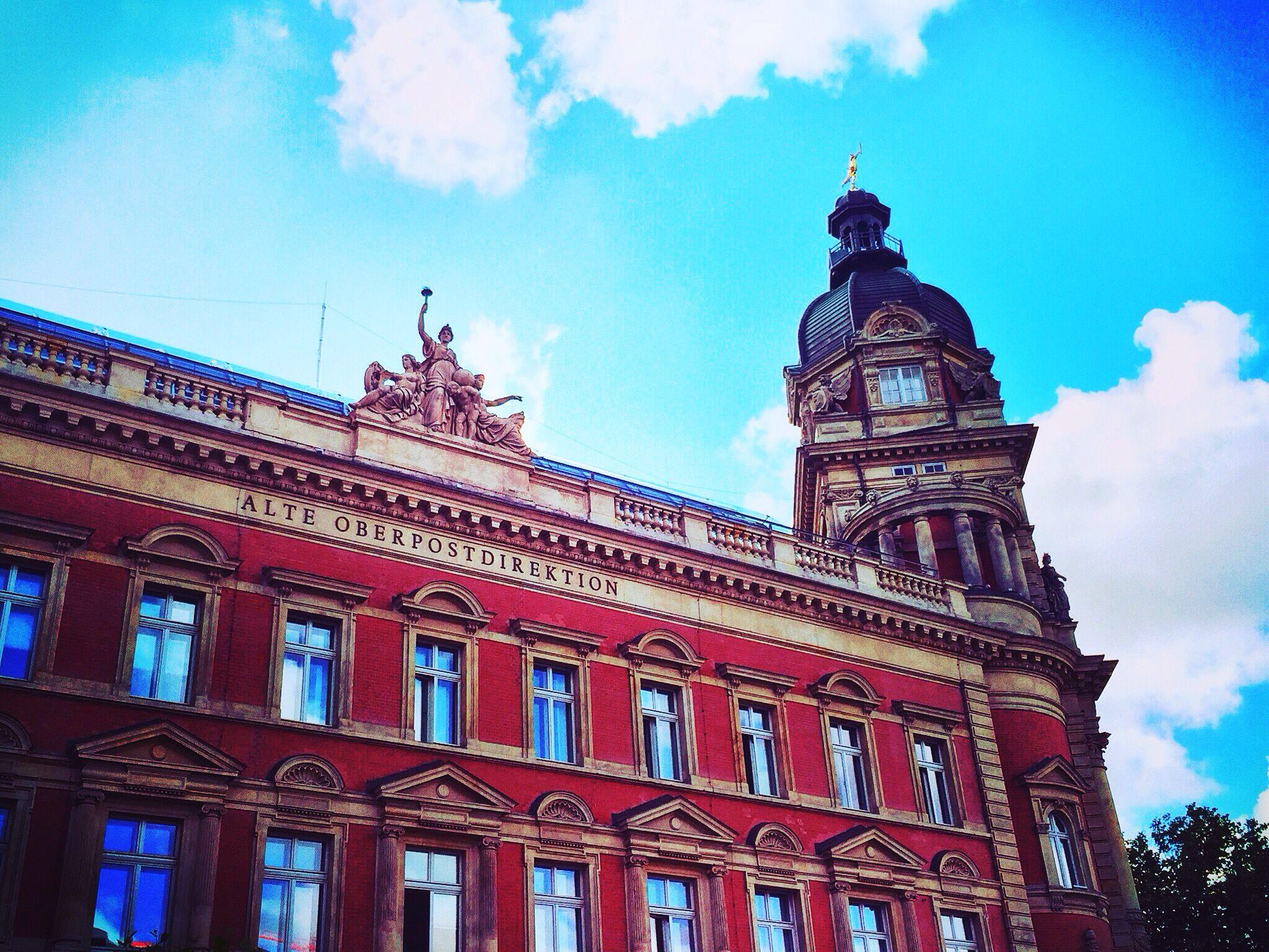 Oberpostdierektion Hamburg