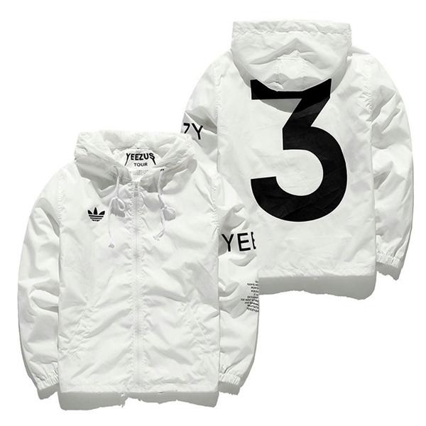 Yeezy X Daypo Windbreaker Jackert Adidas wFzpYzqX