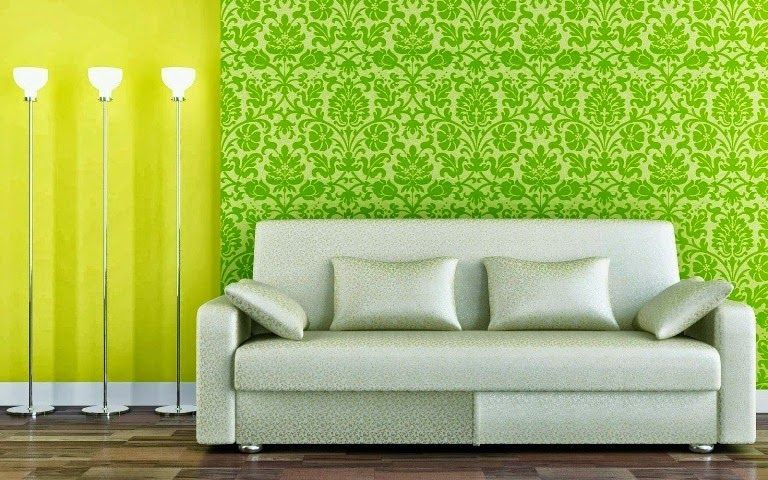 Wall Paint Design Patterns Photo