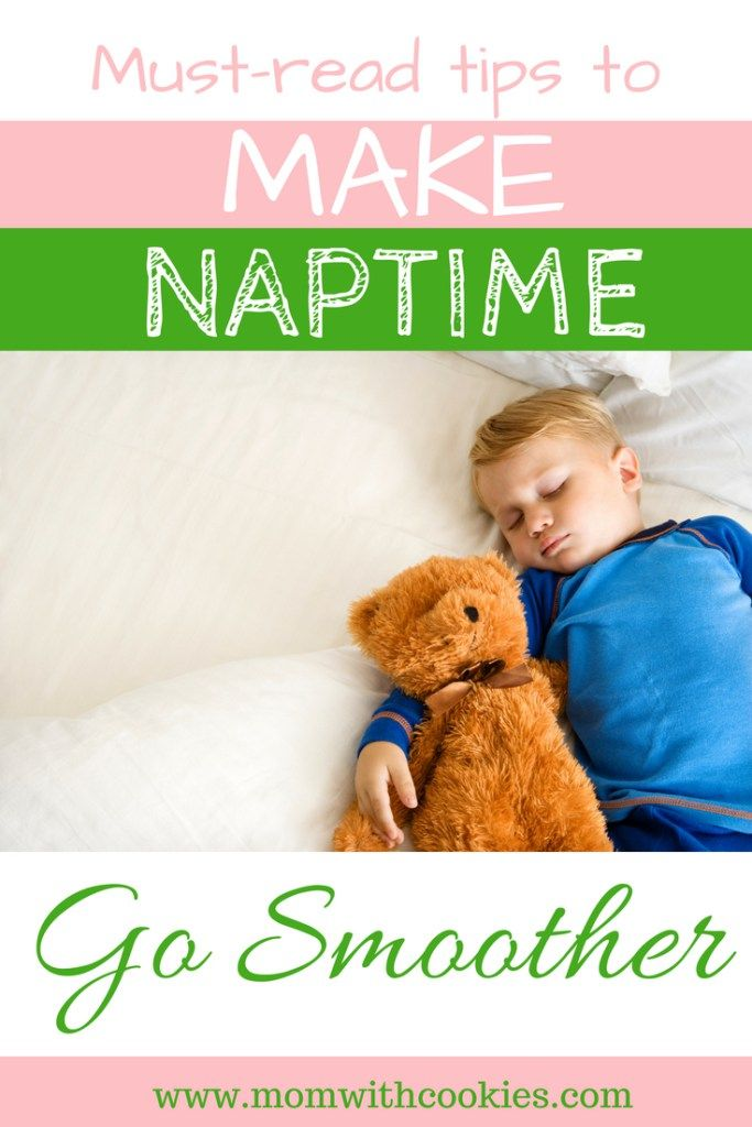 How to Make Nap Time Go Smoother | Newborn baby tips ...