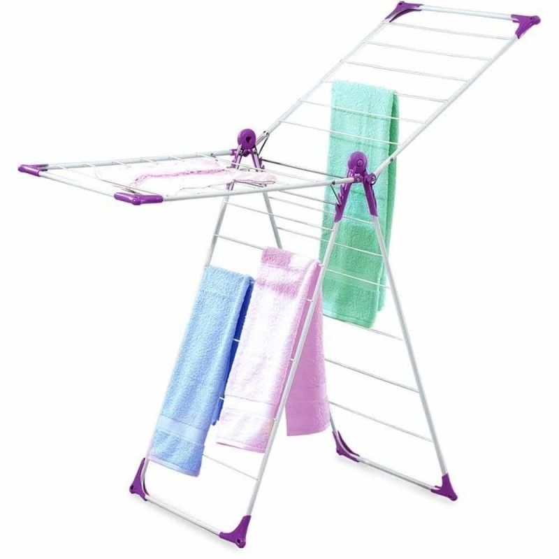 Shop Branded Cloth Drying Stands And Racks Online Compact Fold Able Easy To Use Portable We Provide The Best Opt Cloth Drying Stand Branding Shop Dryer Stand