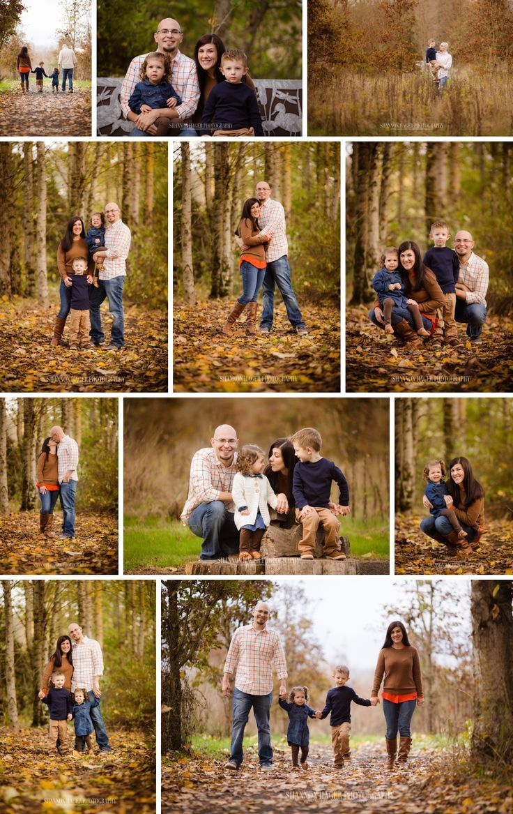 Portland Family Photographer | Fall Mini Sessions B Family