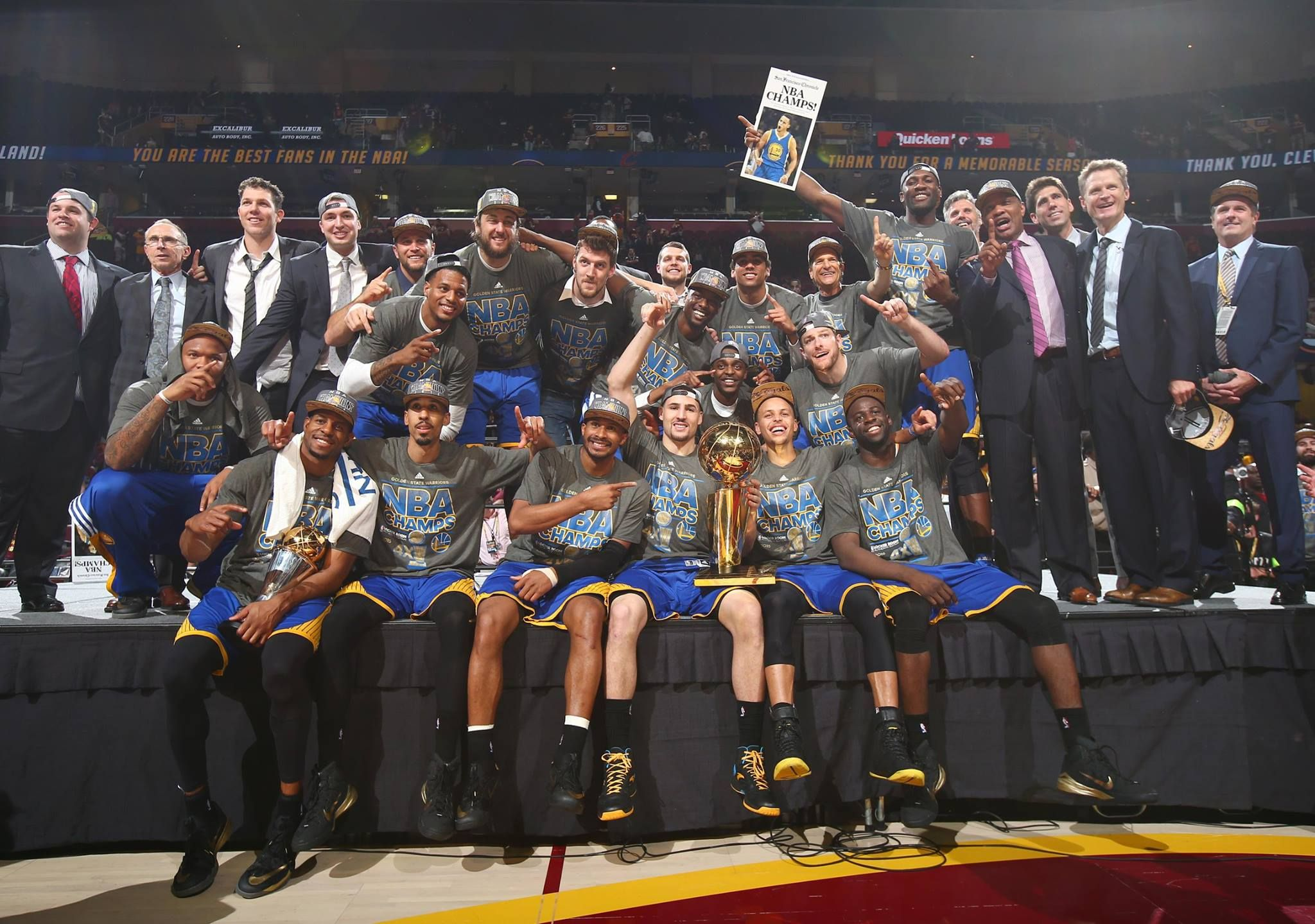 2015 NBA Champs