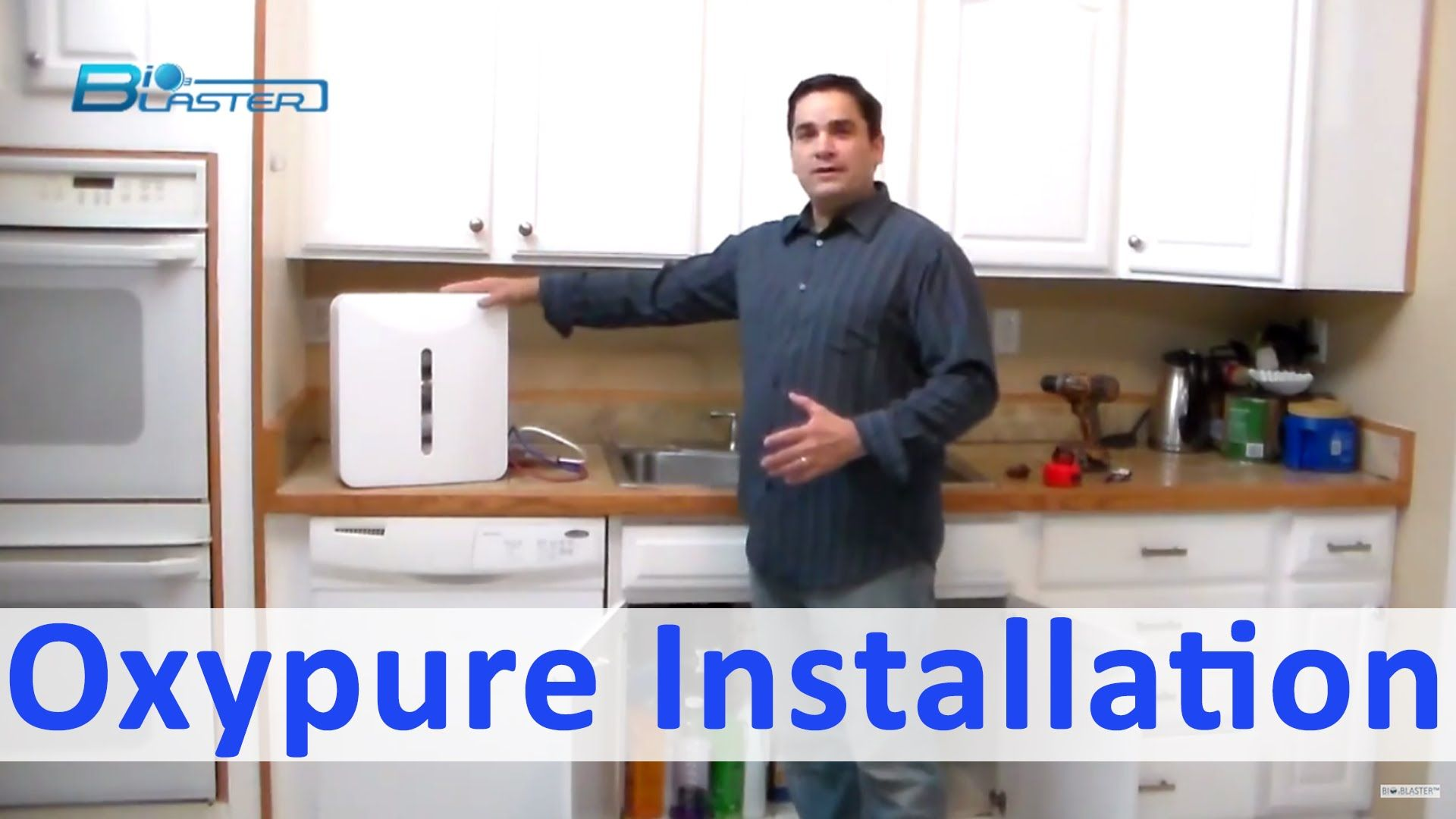 Oxypure 5 Stage Filter System To Convert Regular Tap Water Into