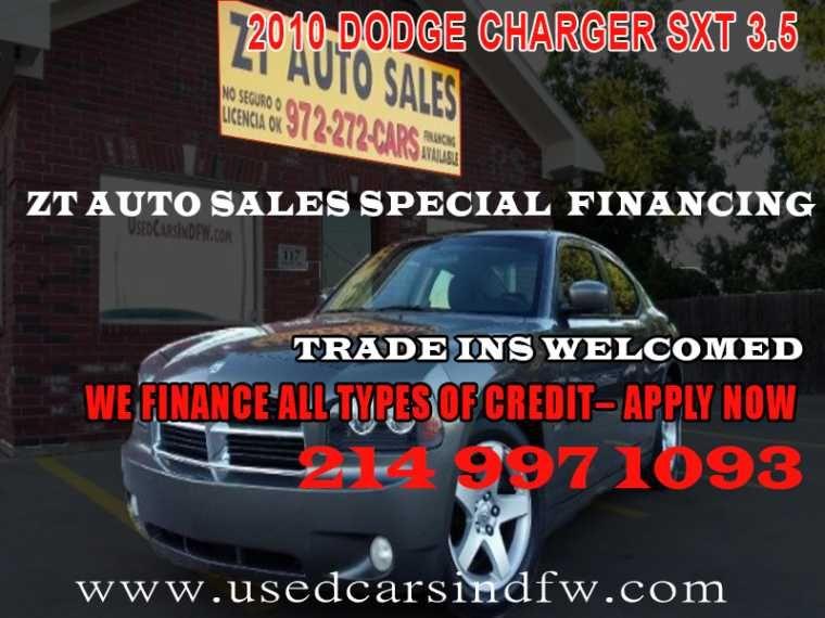 Dodge 2010 Dodge Charger Sxt 3 5 For Sale Ads Dodge Charger Sxt Dodge Charger Cars For Sale