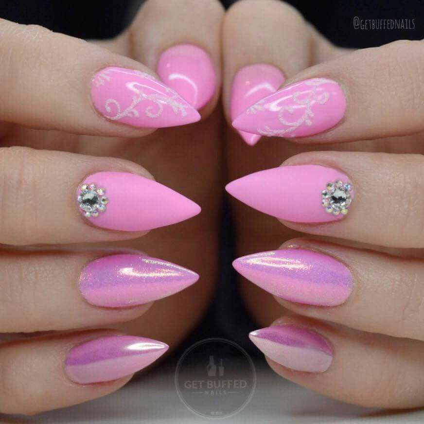 Pin by Balbina on ✨FANCY NAILS | Pinterest | Nail color designs