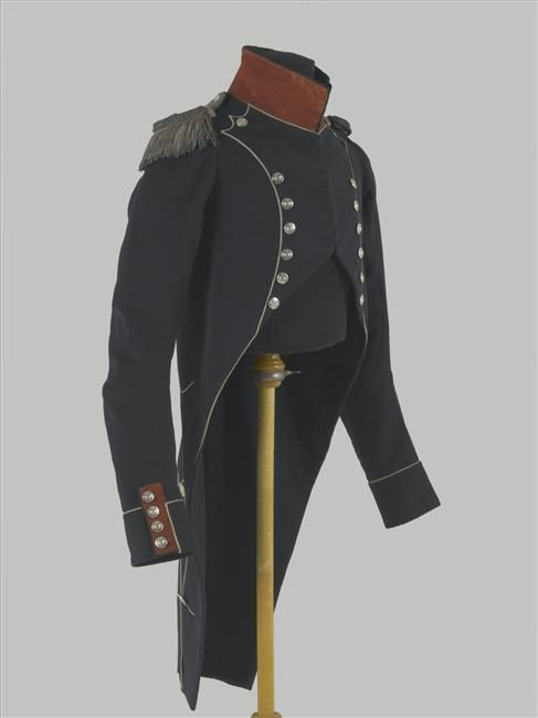 Giacca Della Adjudant Napoleonic Fanteria Leggera Capitano Da rRr4xqg