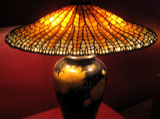 Antieke Tiffany Lampen : Tiffany lamps by danielle via flickr lamps lights and