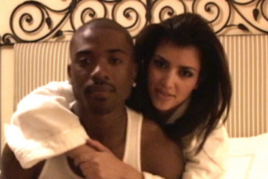 Kim kardashiam and ray j sex tape