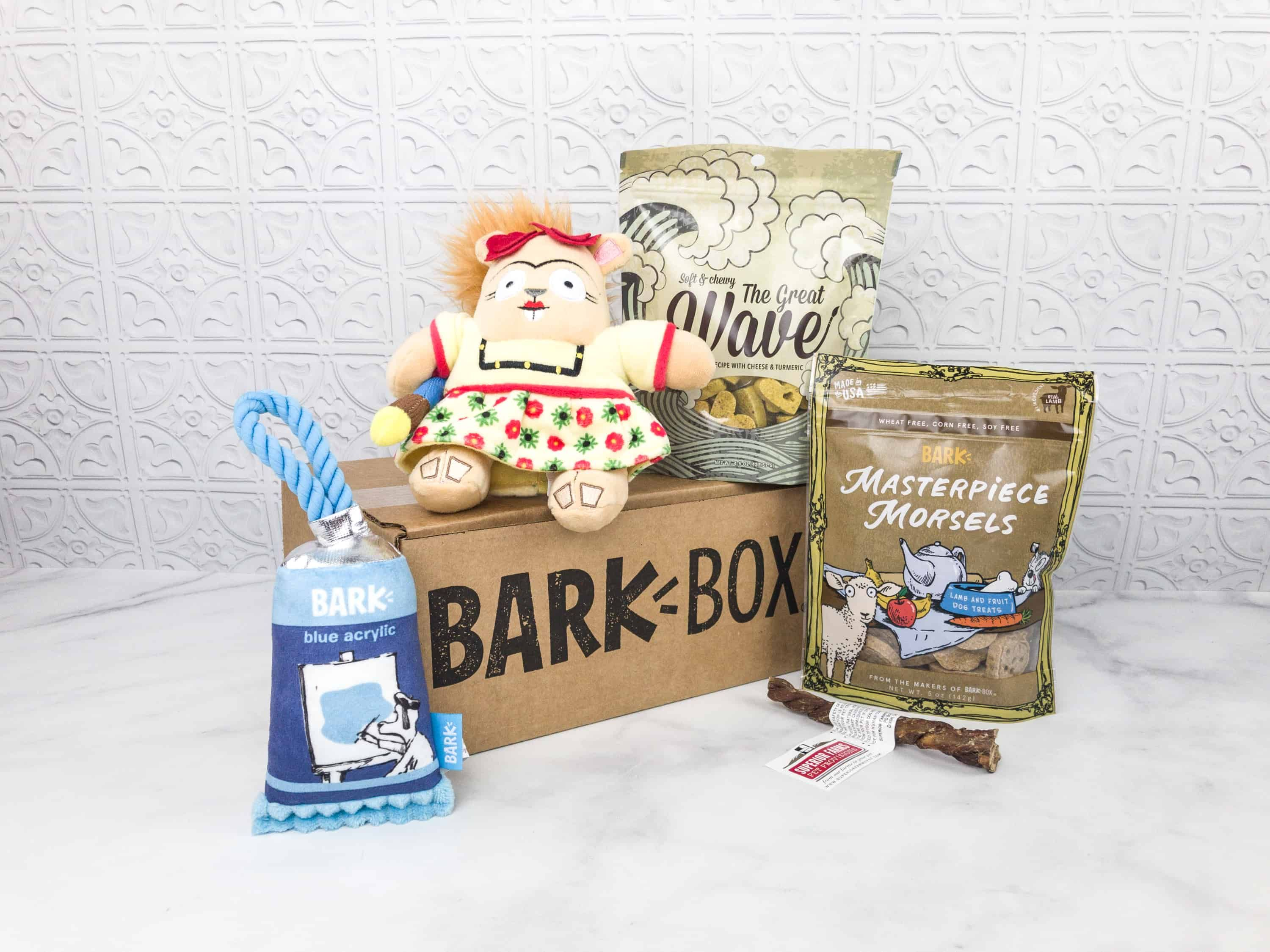 Barkbox Subscription Boxes Box Pet Supplies