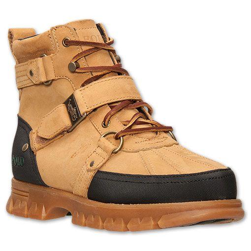 Men's Polo Ralph Lauren Damien Boots