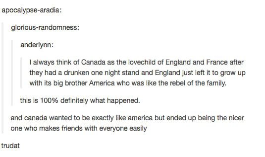 16 Times Canada Dragged America And Didn T Even Say Sorry Big