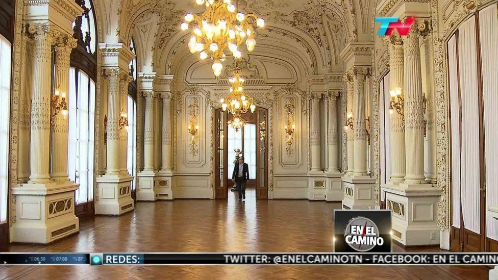 """En el camino: """"Grandes palacios de Buenos Aires"""" (tercer bloque)"""