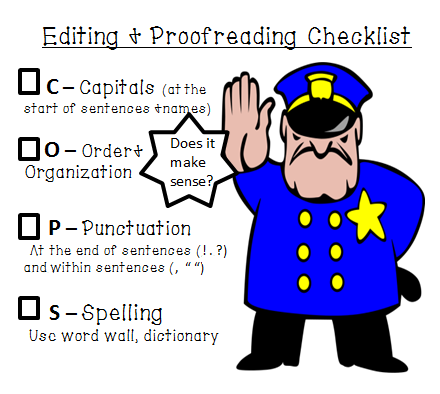 001 Editing and Proofreading FREEBIE TpT FREE LESSONS