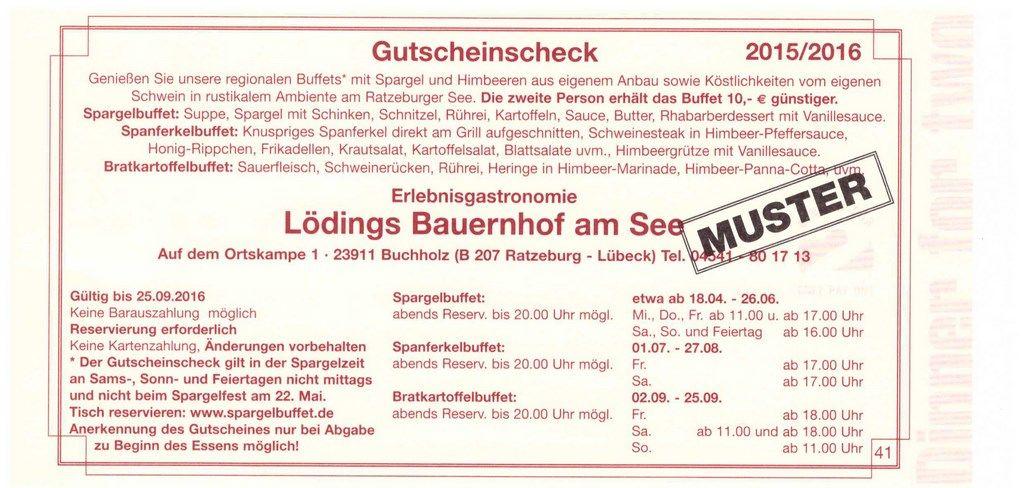 Lodings Bauernhof Am See Spargel Mit Schinken Vanillesauce Restaurant Essen