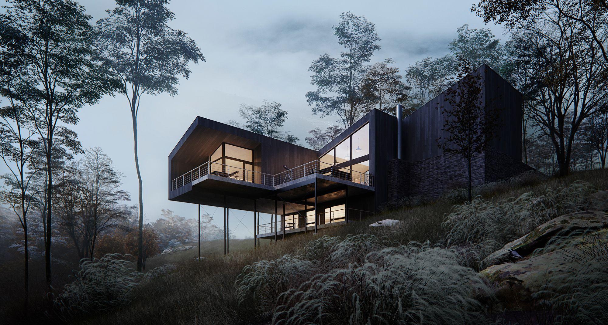 3d Visualization Portfolio 2020 Architecture Interior Renders