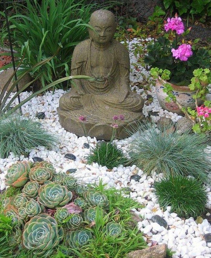 1001 id es et conseils pour am nager une rocaille fleurie charmante d co jardinage jardin - Amenagement jardin idee ...