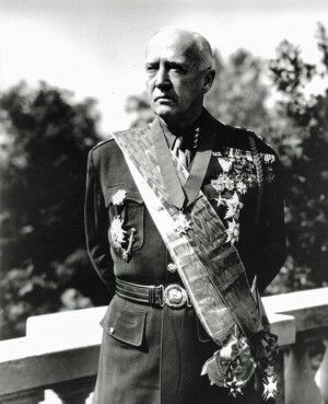 United States Army General George S. Patton
